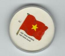 1963 General Mills Flags of the World Premium Coins #94 Vietnam (North)