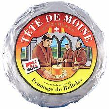 Tete de Moine ca. 870g ganzer Laib für Käsehobel und Girolle