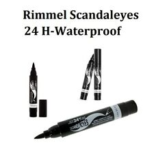 Rimmel Scandaleyes  Jumbo Liquid Eyeliner -Waterproof-Black-12ml