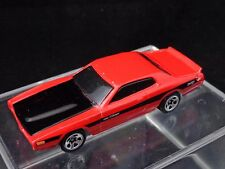 Hot Wheels 74 Dodge Charger  Red and Black