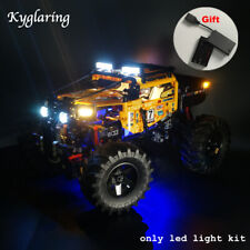 Kyglaring LED Light for LEGO Technic 42099 4x4 X-Treme Off-Roader Beleuchtungs