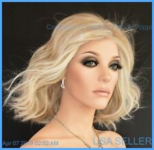 Editors Pick Raquel Welch Lace Front Mono Heat Friendly Wig  RL 19/23 BISCUIT