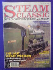 STEAM CLASSIC - BLUEBELL'S S15 - Feb 1993 #35
