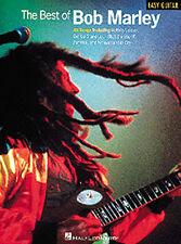 Le meilleur de BOB MARLEY GUITARE facile apprendre à jouer du piano Reggae Paroles music book