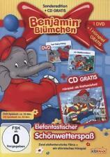 Sp.DVD 2 Filme Geburtst./Wetterelef.+CD (425601) (2014)neu&ovp