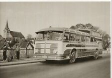 Carte postale: autocar, swo 480 FK Aero Kettwig, 1955