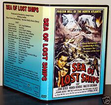 SEA OF LOST SHIPS - DVD - John Derek, Wanda Hendrix