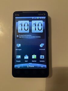 HTC EVO 4G - 1GB - White (Sprint) Smartphone