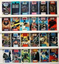 Legends of the Dark Knight   Lot of 84 comics   NM   see below issues