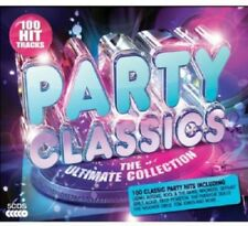 Party Classics-Ultimate Collection 5-CD Box Set NEW SEALED ABC/Madness/Jackson 5
