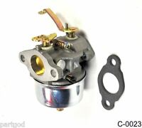 Carb for Tecumseh 5HP 6HP H50 H60 HH60 Troy-Bilt Horse Tiller Carburetor us  C23
