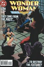DC Comics WONDER WOMAN #115 Very Fine NM Justice League Bag/Board 1996 Near Mint