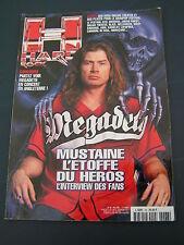 Hard Rock 2001 68 MEGADETH LOFOFORA SAVATAGE CARNIVAL IN COAL BIOHAZARD WASP