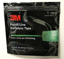 3M FINISH LINE KNIFELESS VINYL WRAP GRAPHIC CUTTING TAPE 1/8''x 164' (50 Meter)