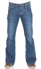 Mens Lee Herren Denver bootcut jeans 'Mid blue' FACTORY SECONDS L242