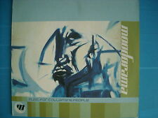 LP MOODORAMA MUSIC FOR COLLAPSINE PEOPLE LP DOUBLE 2000 NUOVISSIMO LOOK