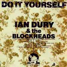 IAN DURY & THE BLOCKHEADS - Do It Yourself (LP) (VG+/EX)