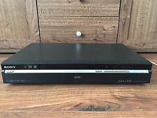 SONY RDR-HXD870 HDD / DVD PLAYER RECORDER 160 GB Hard Drive DVB