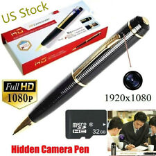 Mini Spy Hidden Camera Pen HD 1080P Video DV/DVR Camcorder Recorder Security Cam