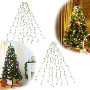 Fairy String Lights 280 LED Lightings for Christmas Tree Indoor & Outdoor