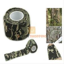 5cmx4.5m Sporting Camo Outdoor Hunting Camping Camouflage Stealth Tape Wraps Hot