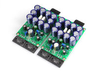 Assembeod V18 PNP Sanken 2SA1216 JLH1969 class A power amp board 10W+10W   L4-45