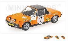 Porsche 914/6 - Waldegaard/Thorszelius - Monte Carlo 1971 #7 - Minichamps