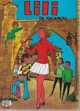 L'ESPIEGLE LILI N° 45 : LILI EN VACANCES - REED. -1980- TTBE !