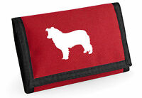 Border Collie Wallet with Sheepdog Design Xmas Birthday Gift Mothers Day Gift