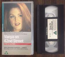 Vanya on 42nd Street PAL VHS Louis Malle (1994, PAL) LN P102