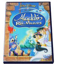 DVD Aladdin et le Roi des Voleurs - Walt Disney n° 44 (2004)