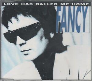 Fancy  CD-SINGLE  LOVE HAS CALLED ME HOME  ©  1993   /  4  VERSIONEN