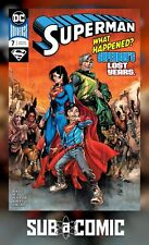 SUPERMAN #7 (DC 2019 1st Print) COMIC