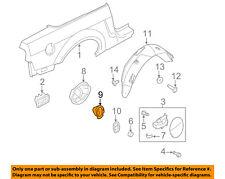 FORD OEM 10-14 Mustang Fender-Liner Inner Panel Cover Right BR3Z16071A