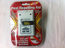 Riddex Pest Repellent for Rodents Roaches Ants Spiders