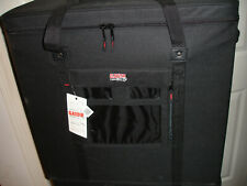 Gator Case GL-LCD-2224 Protective Professional Padded Lightweight Black Nylon
