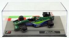 Modellini statici di auto da corsa Michael Schumacher jordan Scala 1:43