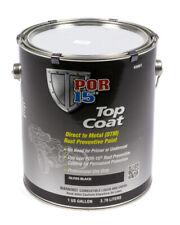 Top Coat Gloss Black 1 Gallon POR-15 45801