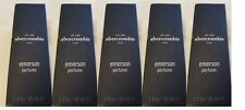 5 Abercrombie & Fitch Emerson Kids Perfume Spray 1oz / 30 ml New in Box