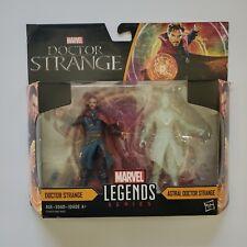 """Marvel Legends Doctor Strange & Astral 2 Pack Hasbro 3.75"""" Figures NEW"""