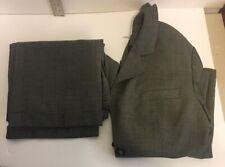 ANN TAYLOR LOFT Jacket 6 / Pant 6 Dark Gray Wool Pant Suit ANN