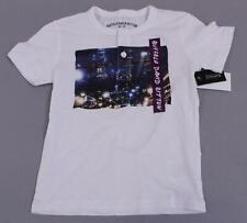 Buffalo David Bitton Boy's S/S Button Up Graphic T-Shirt JH7 Size 3T NWT