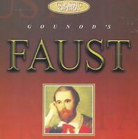 Gounod C Faust CD Classic Opera Album NEW