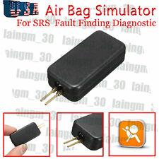 4x Airbag Air Bag Simulator Emulator Bypass Garage SRS Fault Finding Diagnostic