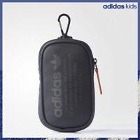 Adidas Originals Kids NMD Pouch Black Bag Zipped Mini BK6825 Backpack