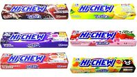 Hi-Chew Fruit & Cola flavoured chewy candy Bar Thai toffee Sweet Cool Yummy