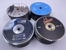 Lot of 130+ DVD Movies - Loose DVDs - Discs Only - Assorted - Sci Fi Drama TV