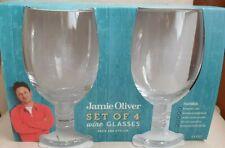 Jamie Oliver Everyday Wine Glasses - Set Of 4x45cl