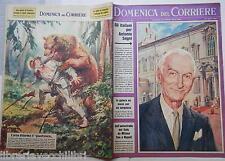 LA DOMENICA DEL CORRIERE 23 agosto 1964 Antonio Segni Merzagora Liggio Catturano