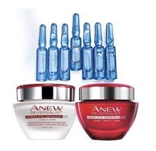 AVON Anew Reversalist Day & Night Cream & Skin Reset Plumping Shots PROTINOL